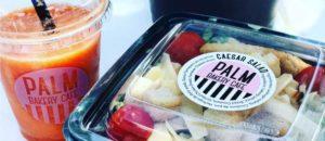 palm cafe salad ensalada